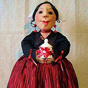 """Куклы и игрушки ручной работы. Ярмарка Мастеров - ручная работа """"ИСПАНКА"""" - кукла грелка. Handmade."""