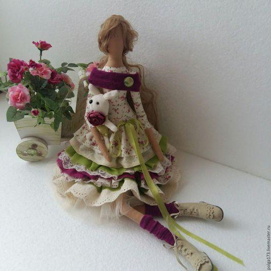 Одежда для кукол ручной работы. Ярмарка Мастеров - ручная работа. Купить Высокие ботиночки в английском стиле. Handmade. Рыжий