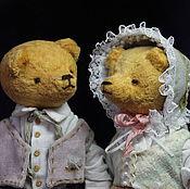 Куклы и игрушки ручной работы. Ярмарка Мастеров - ручная работа Джек и  Ники. Handmade.