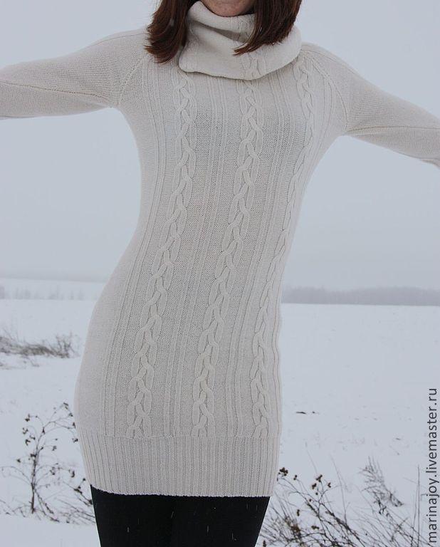 5ece60a8c65 Платья ручной работы. Ярмарка Мастеров - ручная работа. Купить Платье   Зима .