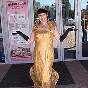 Одежда ручной работы. Ярмарка Мастеров - ручная работа Костюм Золотой Рыбки. Handmade.