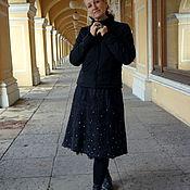 Одежда ручной работы. Ярмарка Мастеров - ручная работа юбка теплая войлочная. Handmade.