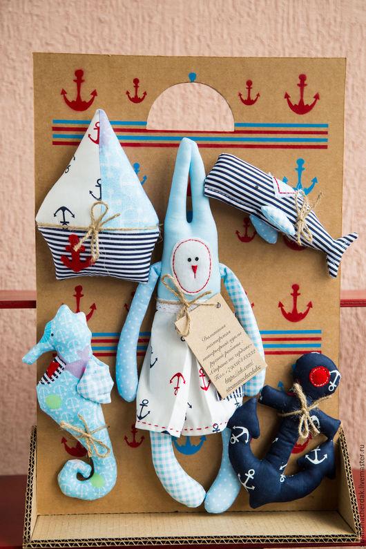 Куклы Тильды ручной работы. Ярмарка Мастеров - ручная работа. Купить Набор игрушек для малышей. Handmade. Разноцветный, игрушка в подарок