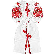 "Одежда handmade. Livemaster - original item Long dress with embroidery ""Oriental Fairy Tale"". Handmade."