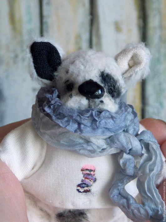 Мишки Тедди ручной работы. Ярмарка Мастеров - ручная работа. Купить Макаруны. Handmade. Чёрно-белый, французский шик