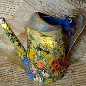 Цветы и флористика handmade. Livemaster - original item Watering can