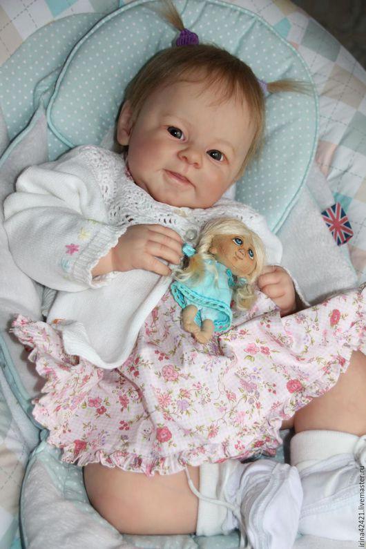 Куклы-младенцы и reborn ручной работы. Ярмарка Мастеров - ручная работа. Купить Кукла реборн Грета. Handmade. Кукла