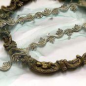 Материалы для творчества handmade. Livemaster - original item Antique braid No. №931. Handmade.