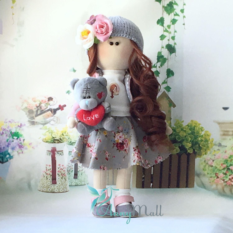 если кукла долли своими руками мастер класс запоминается