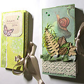 """Подарки к праздникам ручной работы. Ярмарка Мастеров - ручная работа шоколадницы из серии """"Выходные на природе"""". Handmade."""
