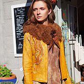 Одежда ручной работы. Ярмарка Мастеров - ручная работа Куртка ручной работы. Handmade.