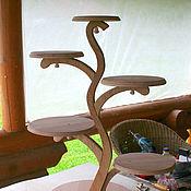 Свадебный салон ручной работы. Ярмарка Мастеров - ручная работа Тортовое дерево. Handmade.
