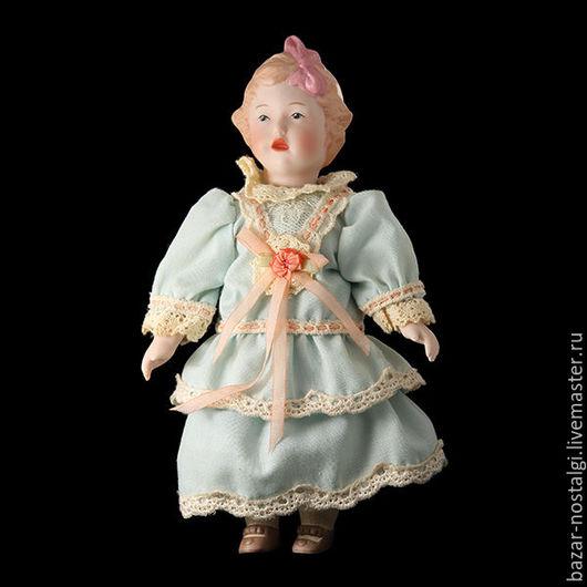 Винтажные куклы и игрушки. Ярмарка Мастеров - ручная работа. Купить КУКЛА Коллекционная  Georgetown Heubach Фарфор Бисквит Новая. Handmade.