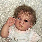 Куклы и игрушки ручной работы. Ярмарка Мастеров - ручная работа Сабрина - реборн. Handmade.
