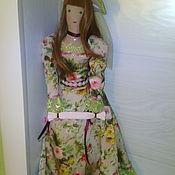Куклы и игрушки ручной работы. Ярмарка Мастеров - ручная работа Тильда Джессика. Handmade.
