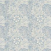 Материалы для творчества ручной работы. Ярмарка Мастеров - ручная работа Английская портьерная ткань William Morris Marigold. Handmade.