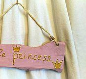 Для дома и интерьера ручной работы. Ярмарка Мастеров - ручная работа Little princess. Handmade.
