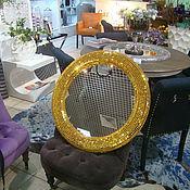 Для дома и интерьера ручной работы. Ярмарка Мастеров - ручная работа Зеркало в мозаичной раме, объемное. Handmade.