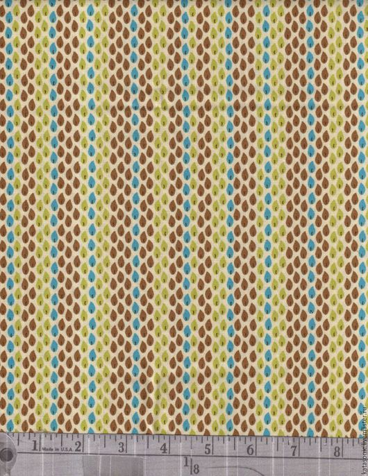 Шитье ручной работы. Ярмарка Мастеров - ручная работа. Купить 1213 Американская ткань. Handmade. Комбинированный, ткань с рисунком, ткань