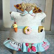 Куклы и игрушки ручной работы. Ярмарка Мастеров - ручная работа Пирожный нежный ангел. Handmade.