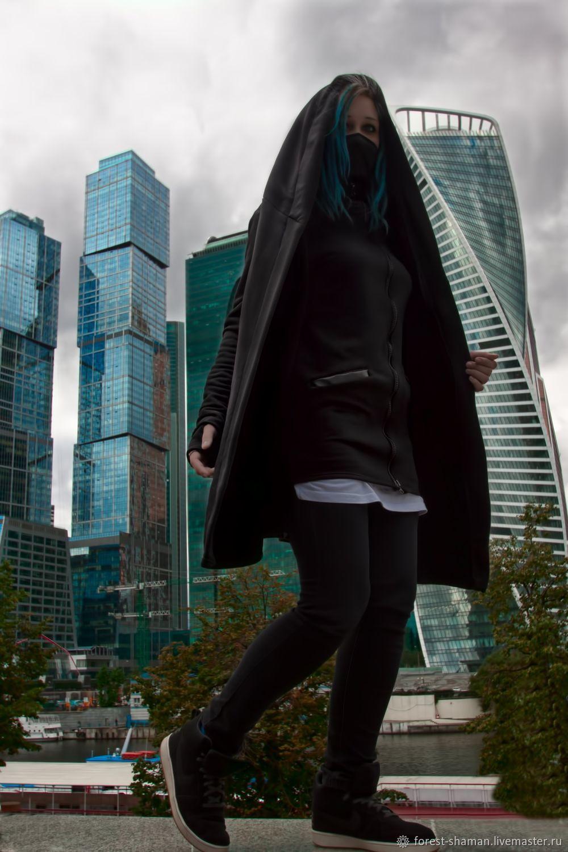 Утеплённая Мантия Valkyrie, Одежда, Москва, Фото №1