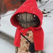 Куклы и игрушки handmade. Livemaster - original item Little Red Riding Hood.... Handmade.