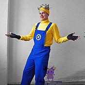 Одежда handmade. Livemaster - original item Minion. Scenic suit/Cosplay/Carnival costume. Handmade.