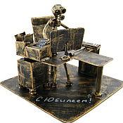 Сувениры и подарки handmade. Livemaster - original item Just Director. Handmade.