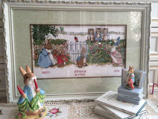 Детская ручной работы. Ярмарка Мастеров - ручная работа. Купить Беатрис Поттер. Handmade. Разноцветный, Беатрис Поттер, утка