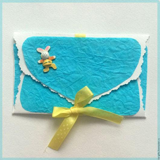 Подарочный конверт для денег. For Gifts (Анна).
