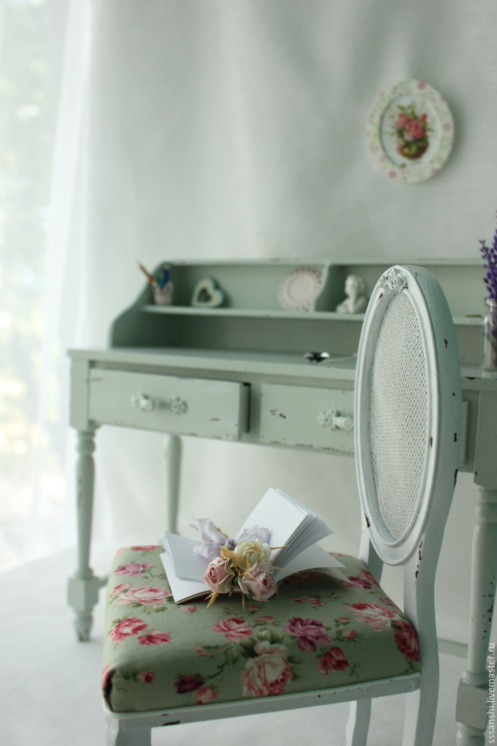 Furniture set 1:4 'In anticipation of autumn...', Doll furniture, Zaporozhye,  Фото №1