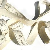 Этикетки ручной работы. Ярмарка Мастеров - ручная работа Лента тканевая Handmade, Бирка пришивная. Handmade.