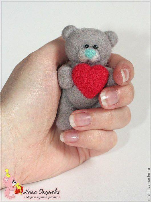 Игрушки животные, ручной работы. Ярмарка Мастеров - ручная работа. Купить Мишка me to you. медведь. Handmade. Подарок