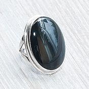 Украшения handmade. Livemaster - original item Rainbow obsidian (ring) (954). Handmade.
