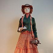 Куклы и игрушки ручной работы. Ярмарка Мастеров - ручная работа Письмо. Handmade.