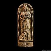 """Figurines handmade. Livemaster - original item Статуэтка богиня Скади """"скандинавские боги"""". Handmade."""