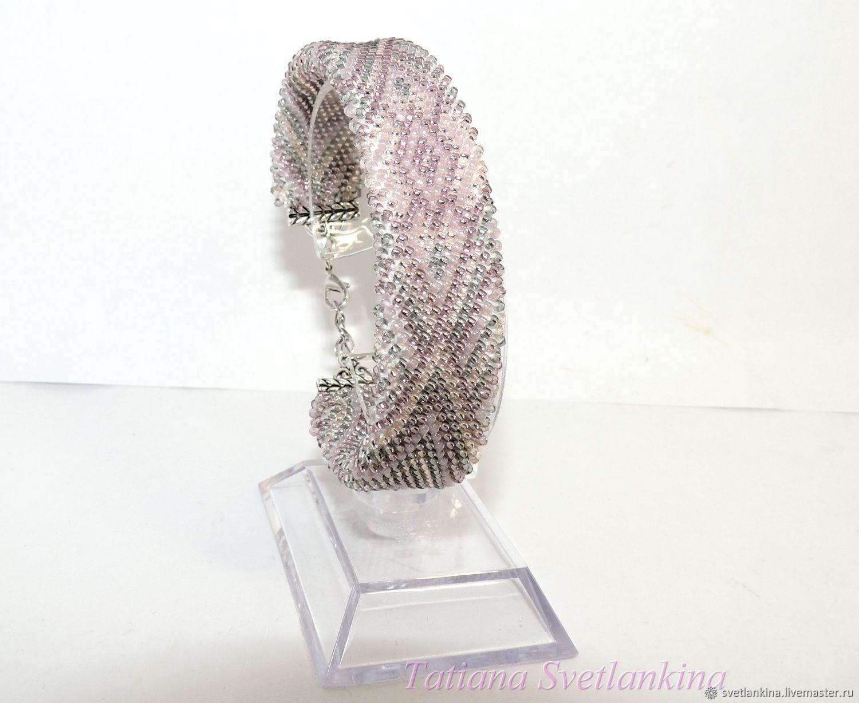 Bracelet 'Nathalie', Bead bracelet, Sergiev Posad,  Фото №1