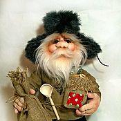 Куклы и пупсы ручной работы. Ярмарка Мастеров - ручная работа домовой. Handmade.