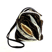 handmade. Livemaster - original item Bag on the clasp