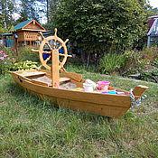 Мебель ручной работы. Ярмарка Мастеров - ручная работа Песочница - Лодка. Handmade.