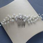 Заколочка - свадебные украшения - Ярмарка Мастеров - ручная работа, handmade