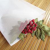 Материалы для творчества handmade. Livemaster - original item Organza (organdie). Japanese fabric for citadele. Handmade.