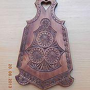 Для дома и интерьера ручной работы. Ярмарка Мастеров - ручная работа доска деревянная,разделочная. Handmade.