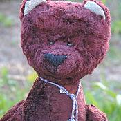 Куклы и игрушки ручной работы. Ярмарка Мастеров - ручная работа Лесной Медведь(Авторский мишка тедди). Handmade.
