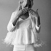 """Одежда ручной работы. Ярмарка Мастеров - ручная работа Костюм """"White Label"""". Handmade."""
