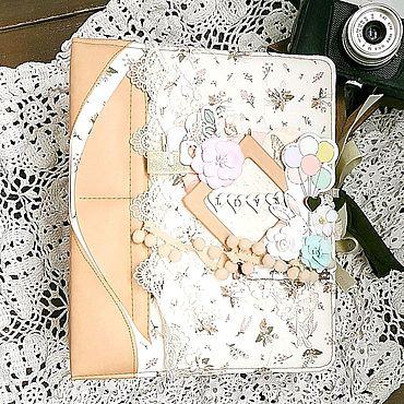 """Для дома и интерьера ручной работы. Ярмарка Мастеров - ручная работа Альбом для девочки """"love"""". Handmade."""