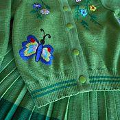 """Работы для детей, ручной работы. Ярмарка Мастеров - ручная работа """" в траве сидел кузнечик !"""". Handmade."""