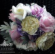 """Цветы и флористика ручной работы. Ярмарка Мастеров - ручная работа Букет невесты """"Остин"""". Handmade."""
