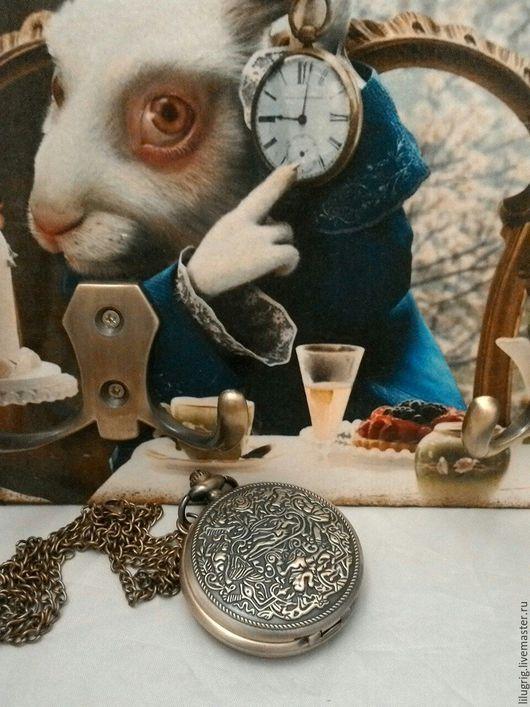 """Часы ручной работы. Ярмарка Мастеров - ручная работа. Купить Часы карманные """"Девы"""". Handmade. Часы, карманные часы"""