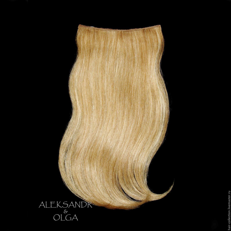 Изготовление шиньенов из натуральных волос